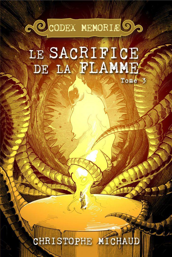 le sacrifice de la flamme